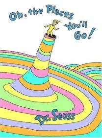 Título: ¡Oh Cuán lejos llegaras! Autor: Dr. Seuss