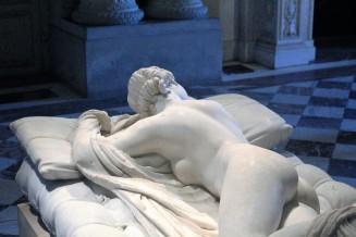 El Hermafrodita Dormido del Louvre por Luís Alfredo Sepúlveda