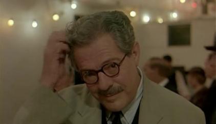 "Marcello Mastroniani en ""Sostiene Pereira""(1995)"