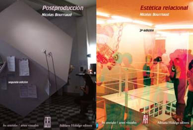 Título: Postproducción y Estética relacional – Autor: Nicolas Bourriaud– Adriana Hidalgo