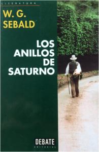 Título: Los anillos de Saturno - Autor: W.G. Sebald – DEBATE