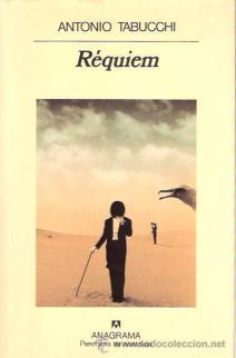 Título: Réquiem - Autor: Antonio Tabucchi – Anagrama