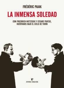 Título: La inmensa soledad - Autor: Frédéric Pajak – Errata Naturae