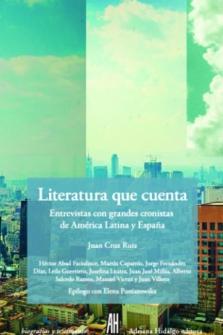 Título: Literatura que cuenta - Autor: Juan Cruz Ruiz – Adriana Hidalgo
