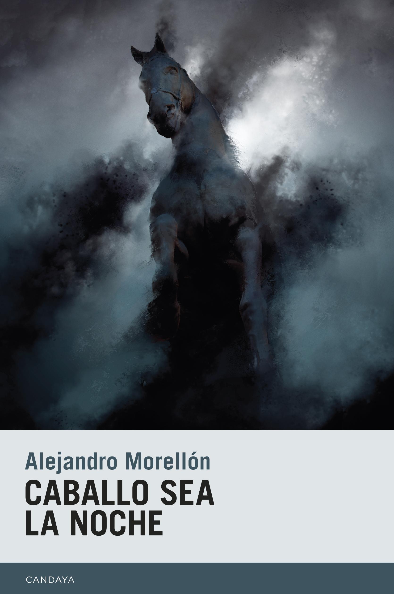 Caballo sea la noche de Alejandro Morellón